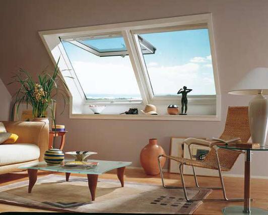 Fenêtres de toit, une solution éclairée